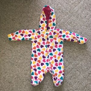 0-3 month Baby Snowsuit
